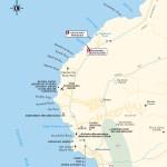 Maps - Hawaiian Islands 1e - Big Island - Around Kona International Airport