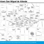 Maps - San Miguel de Allende 2e - Downtown San Miguel de Allende