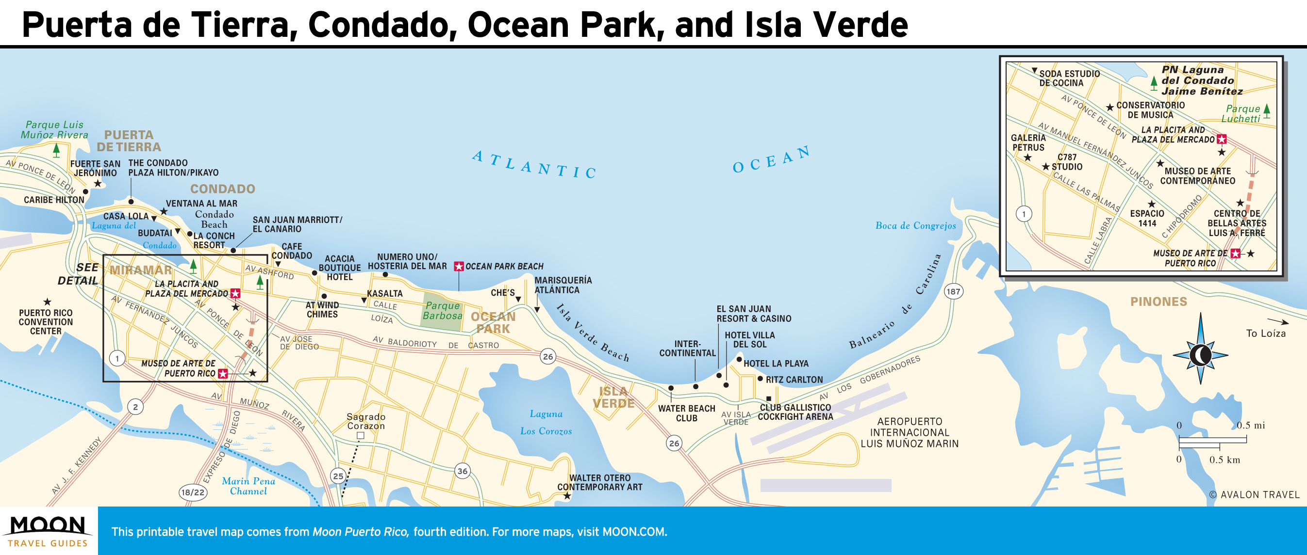 Puerto Rico | Moon Travel Guides
