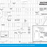 Travel map of Southwest Minneapolis, Minnesota