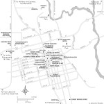 Travel map of Kalispell, Montana