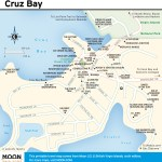 Travel map of Cruz Bay, Virgin Islands
