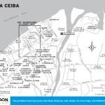 Map of La Ceiba, Honduras