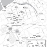 Map of Downtown La Ceiba, Honduras