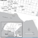 Map of Puerto Cortés, Honduras