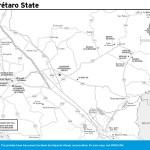 Maps - San Miguel de Allende 2e - Querétaro State
