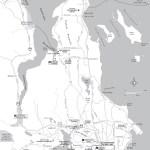 Map of Victoria, BC