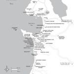 Travel map of West End, Honduras