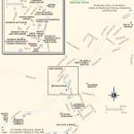 Travel map of Deadwood