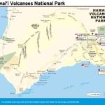 Maps - Hawaiian Islands 1e - Big Island - Hawai'i Volcanoes National Park