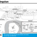 Travel map of Livingston, Montana