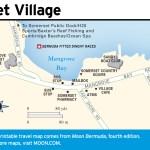 Travel map of Somerset Village, Bermuda