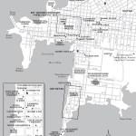 Travel map of Cienfuegos, Cuba