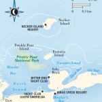 Travel map of Around Virgin Gorda, Virgin Islands