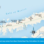 Travel map of Marathon, Florida