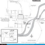 Map of Terrace, BC