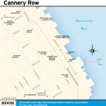 Maps - Northern California 7e - Cannery Row