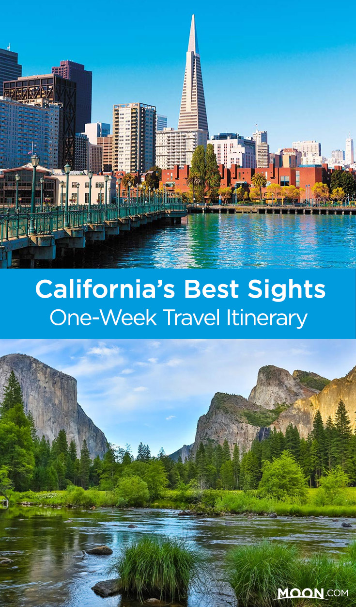 best of california pinterest graphic
