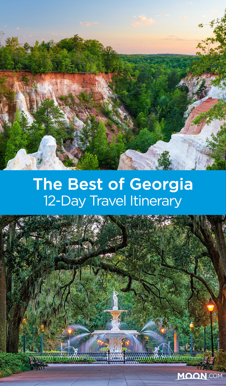 best of georgia pinterest graphic