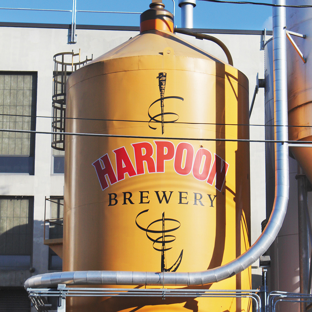 distillery barrel in Boston