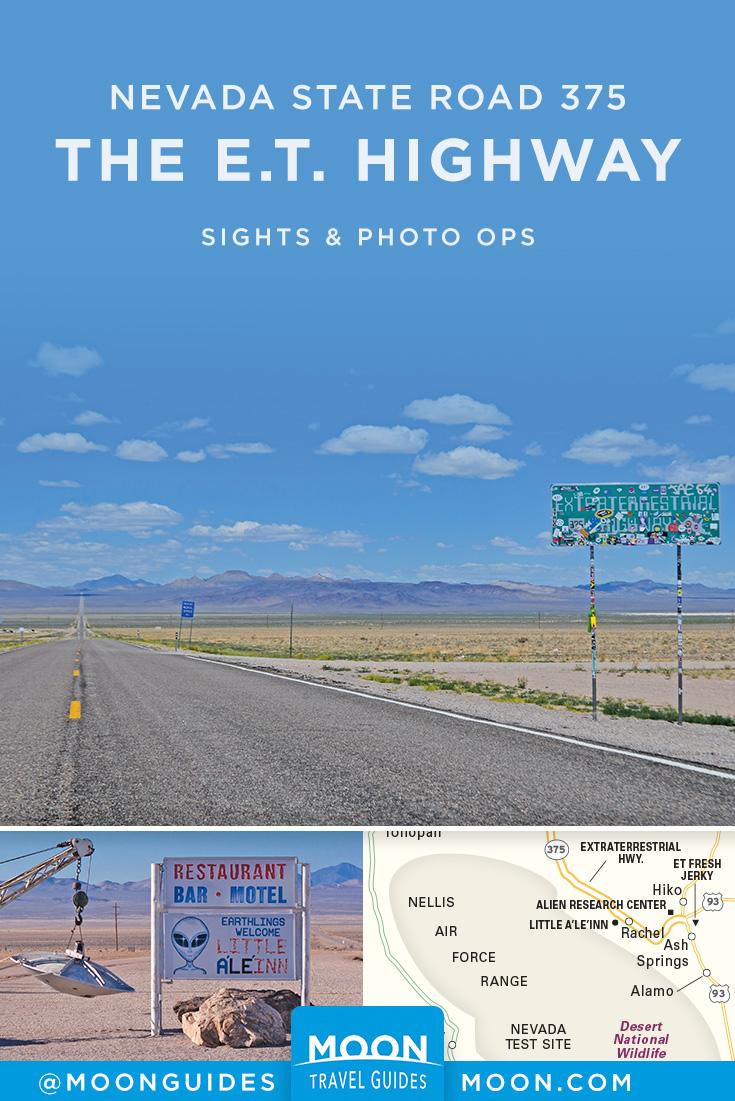 Extraterrestrial Highway Pinterest graphic