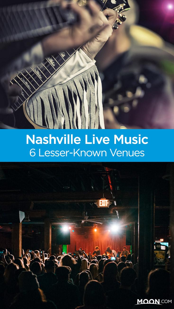 live music in nashville pinterest graphic