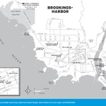 Map of Brookings-Harbor, Oregon