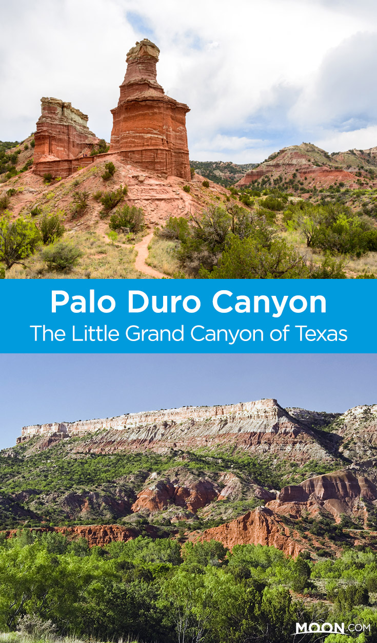 palo duro canyon state park pinterest graphic