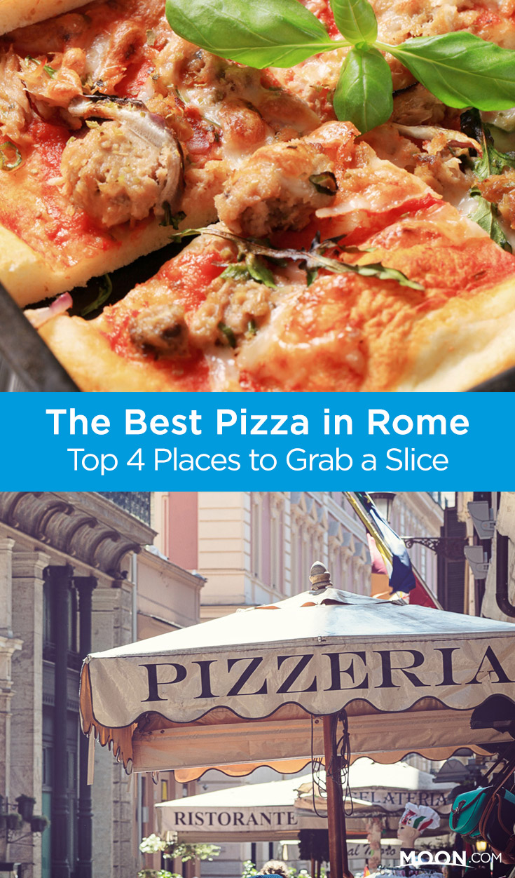Whether you want to take your slice al taglio (to go), or posted up in a cozy trattoria, here are our top picks for the best pizza in Rome, Italy.