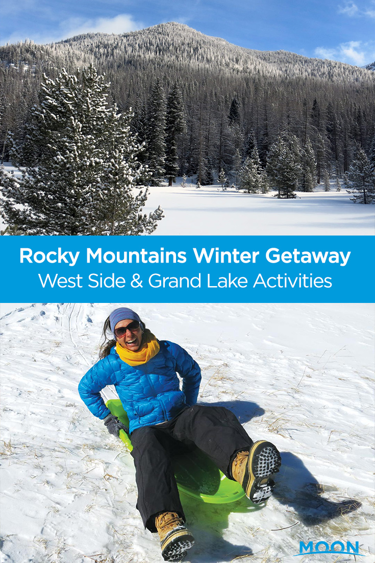 If cold and snowy describe your perfect getaway, enjoy a Rocky Mountains winter and try these fun activities on the West Side and Grand Lake, CO.
