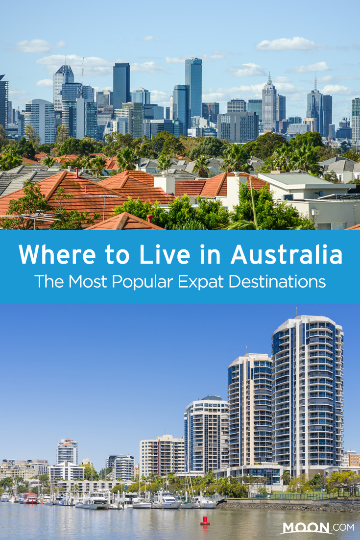 Plan your move abroad with this essential information on the most popular destinations in Australia for expats to live.