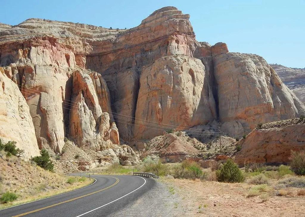 Notom-Bullfrog Road. Photo © Judy Jewell.