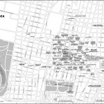 Map of Mendoza, Argentina