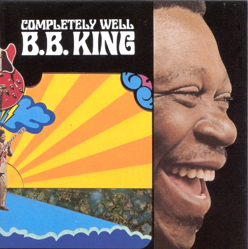 BB King album Completely Well