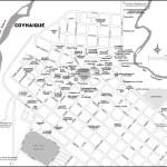 Map of Coyhaique, Chile