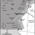 Map of Monte Cristi, Dominican Republic