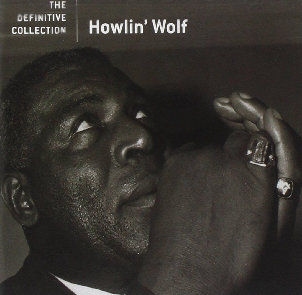 Howlin Wolf album The Definitive Collection