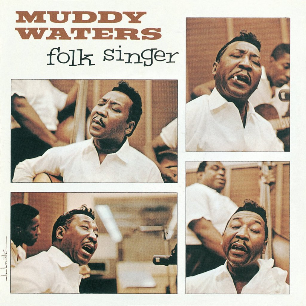 Muddy Waters album Folk Singer