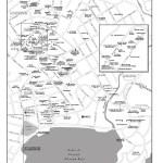 Map of El Cangrejo, Bella Vista, and Marbella, Panama