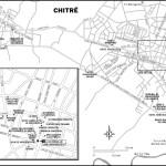 Map of Chitré, Panama