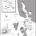 Map of Yellowknife, NT