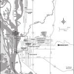 Map of La Crosse, Wisconsin