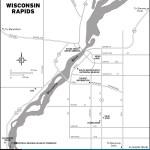 Map of Wisconsin Rapids
