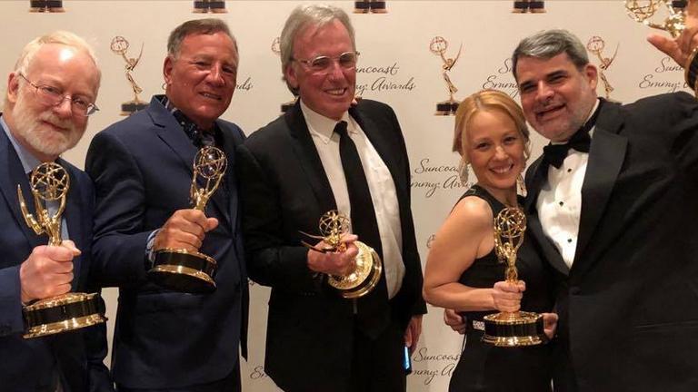 James Patterson PBS Emmy