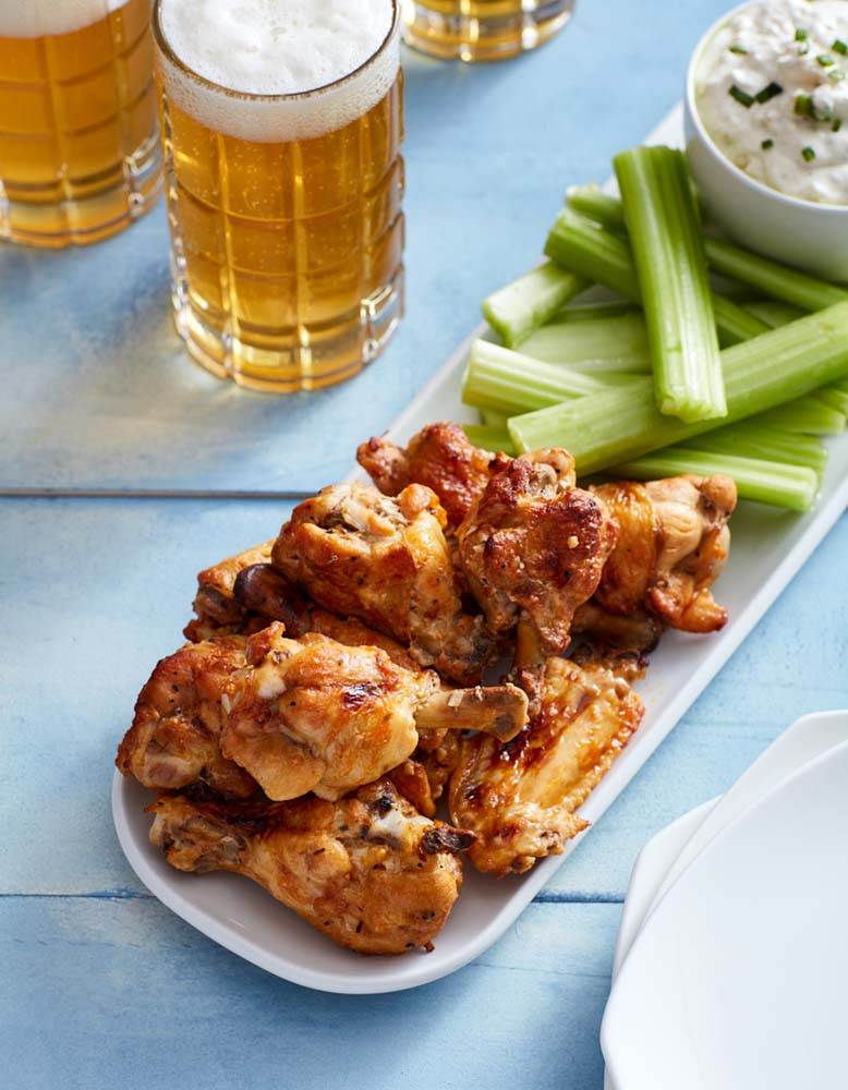 Instant Pot Buffalo Chicken Wings