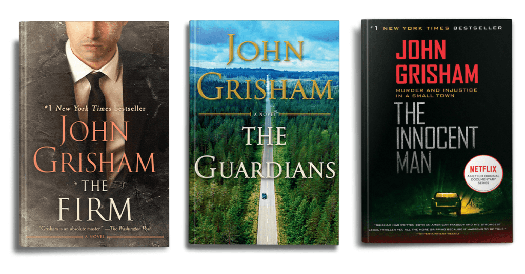Which John Grisham Books Should You Read First