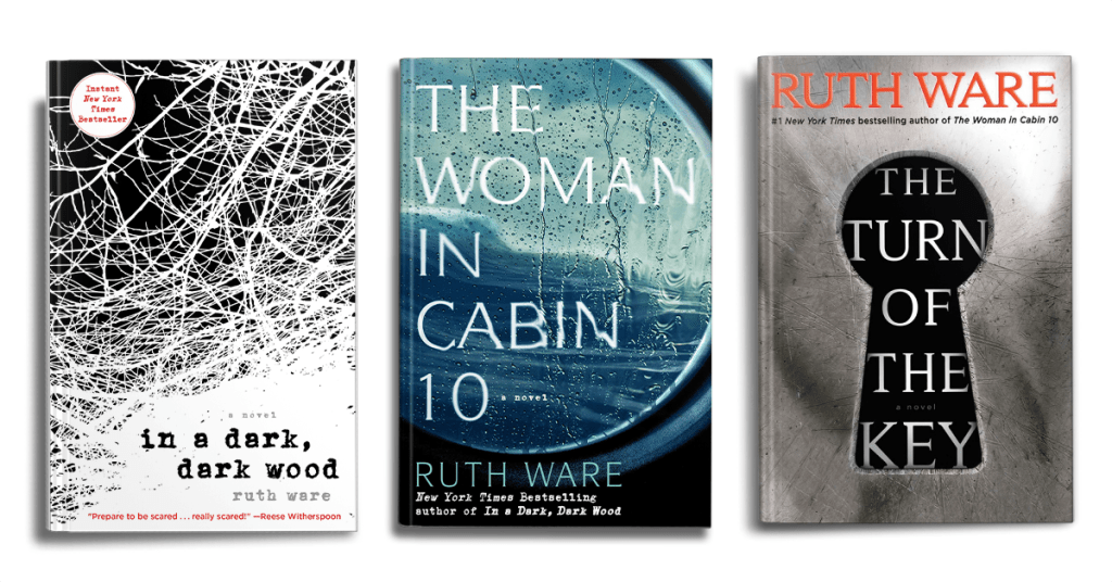 All of Ruth Ware's Books in Order
