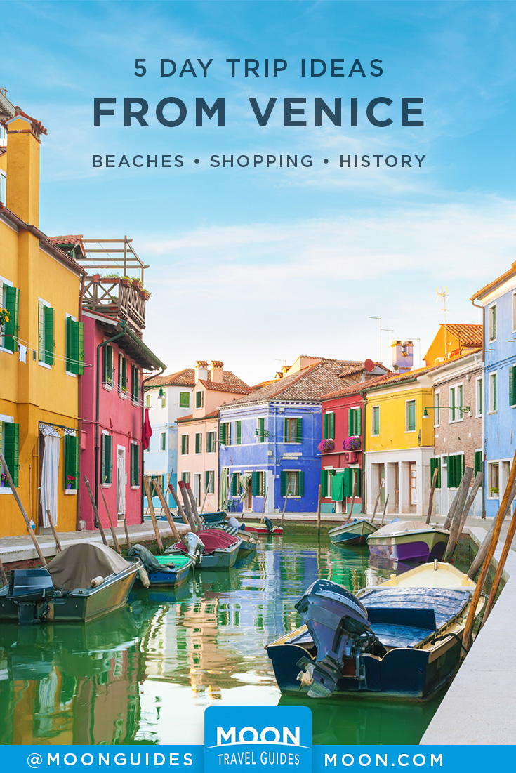 venice day trips pinterest graphic