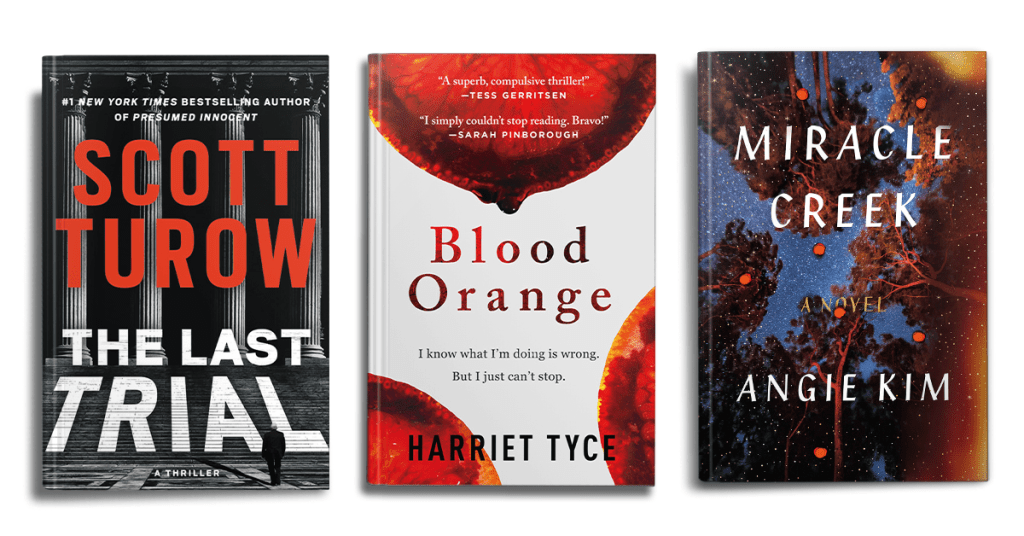 Be Guilty Of Reading These 2019 Legal Thrillers