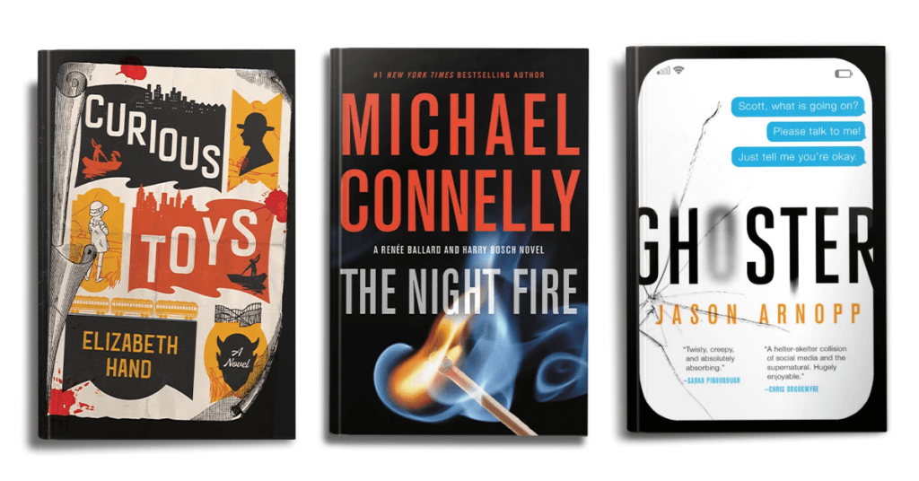The Best New Crime Fiction of October 2019